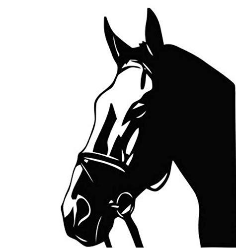Pferdekopf Metall Stanzformen Scrapbooking Handwerk Stanzformen Schnitte Dünnes Papier Prägen Karte Machen Schablone