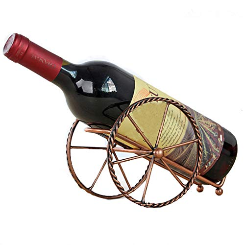 R&Xrenxia Accesorios De Decoración del Hogar, Estante para Vino, Soporte para Botella, Almacenamiento, Decoración para Fiesta De Boda, Adorno, Decoración De Regalo