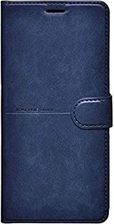Kaiyue Flip Cover for Samsung A10S - Blue