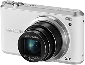 Samsung WB350F 16.3MP CMOS Smart WiFi & NFC Digital Camera with 21x Optical Zoom and 3.0