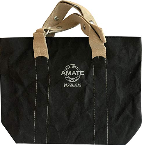 Amate Paper Bag Modell Bambus Schwarz - 50 g