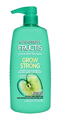 Garnier Fructis Grow Strong Shampoo, 33.8 fl. oz.