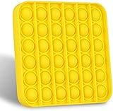 KUNSTIFY Pop IT Fidget Toy Juguetes antiestrés para Adultos y niños Anti Stress Sensory Popit Simple Dimple Fidget Toy Set Squishy Bubble Push Pop Many Figures