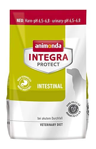 animonda Integra Protect Hunde Intestinal, Diät Hundefutter, Trockenfutterfutter bei Durchfall oder Erbrechen, 4 kg