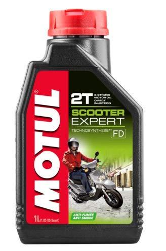 Motoröl MOTUL 2-Takt Scooter Expert 2T teilsynthetisch Roller,Moped,Mofa Öl 1L