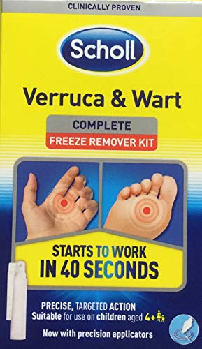 Scholl Freeze WART and Verruca Treatment 80ML