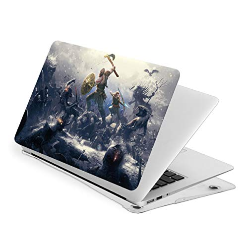 God of War Laptop Hard Shell Cover PVC Protective Case air13