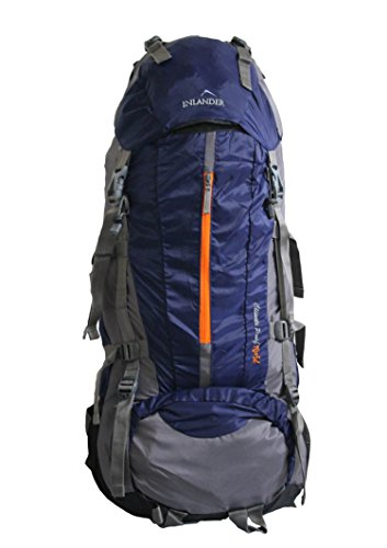 INLANDER Decamp 1009-1 70Ltrs Navy Blue Backpack