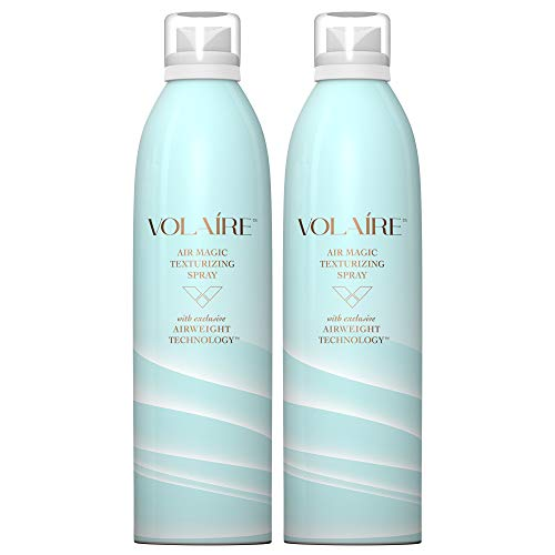 Air Magic Texturizing Spray – Hair Volume Building Multitasker, Sulfate Free | Paraben Free | Colored Treated Hair Safe – Duo Pack/10.1 Ounces Each