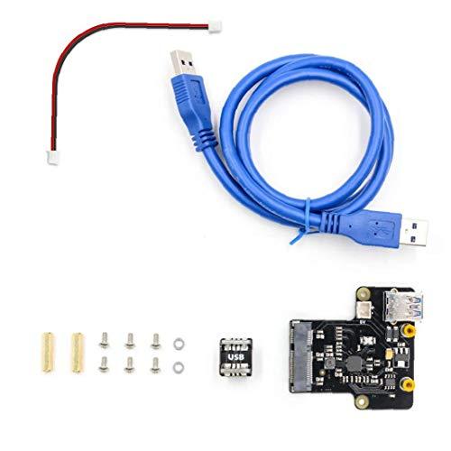 Odoukey SSD mSATA X850 ist kompatibel mit Himbeer pi