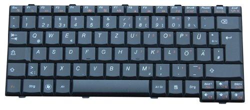 Tastatur Lenovo Ideapad S12 Serie DE NEU SCHWARZ