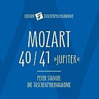 モーツァルト:交響曲 第40番&第41番
