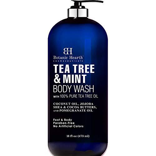 BOTANIC HEARTH Tea Tree Oil Body Wash