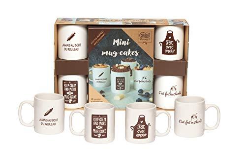 Coffret Mini mugs cakes Nestlé