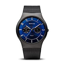 Bering Time Herren-Armbanduhr Classic Analog Quarz 11939-078