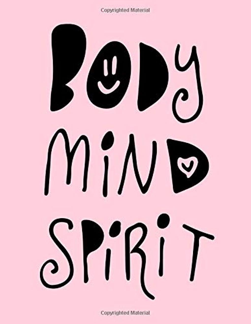 しなければならない悲鳴つまずくBody Mind Spirit: The Ultimate 3 Month Daily Yoga Practice Schedule Notebook Is an 8.5X11 100 Page Journal For: Tracking Your Progress And Loves Hot Yoga, Yoga Classes At The Gym or Paddle Board Yoga.
