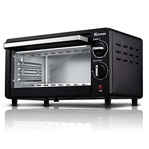 XIAOJIAN 10L HOGAR Mini Mini HORNIO 230 ° C Temperatura Ajustable Y 60 Minutos TIMINACIÓN 800W TORNA AUTOMÁTICA AUTOMÁTICA BABINA TARCH Tart Cake Pizza/Código de Productos básicos: LXJ-24