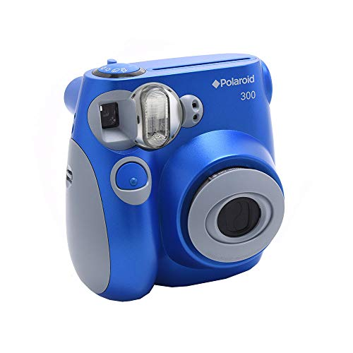 Câmera Digital Instantânea 300, Polaroid, Azul