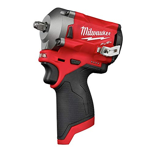 "M12 Fuel Stubby 3/8"" Impact Wrench (Bare Tool)"
