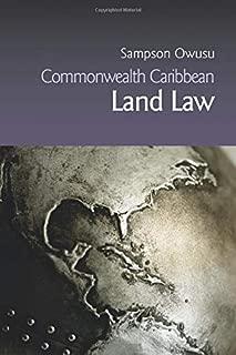 Commonwealth Caribbean Land Law (Commonwealth Caribbean Law)