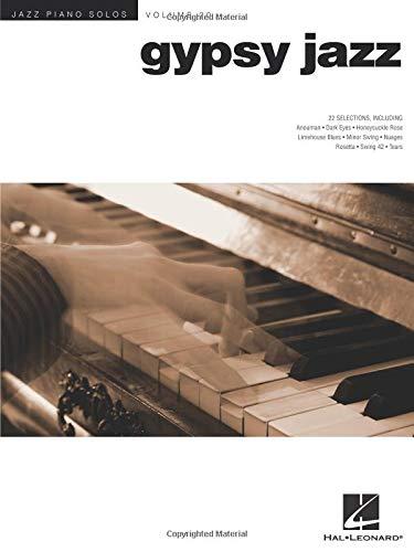 Jazz Piano Solos Volume 20: Gypsy Jazz: Noten für Klavier: Jazz Piano Solos Series Volume 20