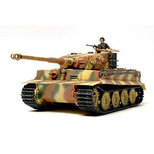 Tamiya Models TM32575 German Tiger I Late Production