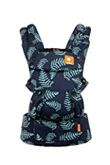 EVERY CARRY POSITION YOUR BABY WILL NEED, INCLUDING FACING OUT: Multiple positions to carry baby including front facing out*, facing in, and back carry. Each position provides a natural, ergonomic position best for comfortable carrying that promotes ...