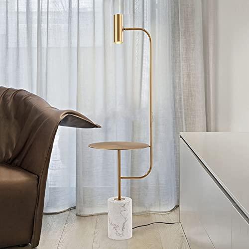 LED Lampara De Pie con Mando A Distancia Lámpara De Pie Salon LED E27 Enchufe Desmontable para Salón Dormitorio Oficina
