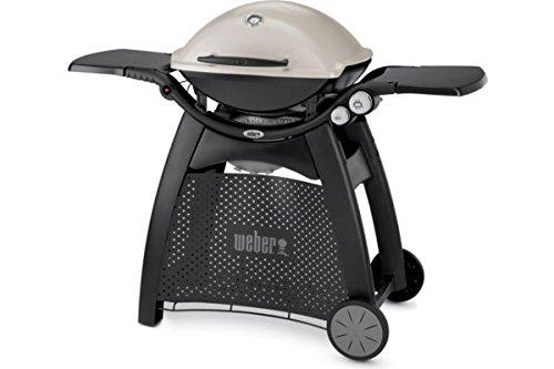 Weber 56060053 Weber Q 3000 Barbecue à Gaz Titane