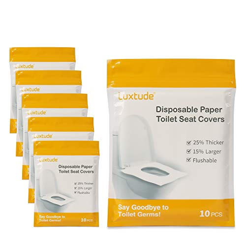 Drawer Handle Set /& Toilet Seat Cover Lifter Avoid Touching Bacteria Germ Hanging Bath Shower Loofah Sponge or Bag Multi-function Open Closestool Toilet Cover Handle