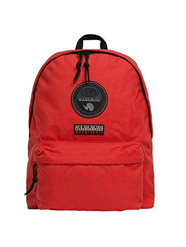 napapijri Mochila Voyage noygos Bright Red Rojo Laptop Escuela excursiones