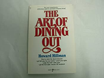 Paperback The Art of Dining Out Book