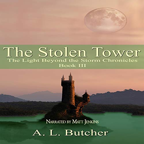 The Stolen Tower cover art