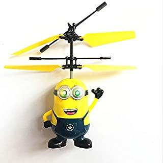 Minions flying infrared induction