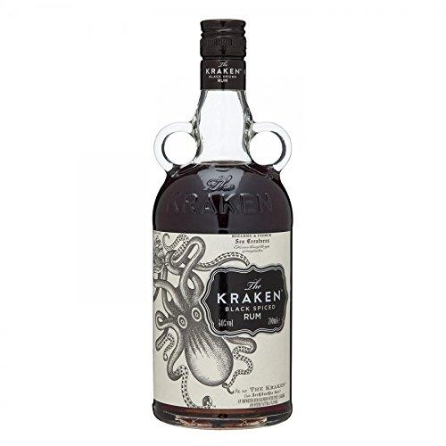 Kraken Black Spiced Rum Liquor, 750 ml, 94 Proof