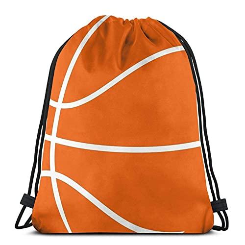 WY-GF Drawstring Bags Basketball T-Shirt Cinch Pack Sport Men Travel Print...