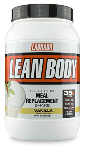 Meal Replacement & Protein Drinks