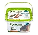 WHIMZEES Natural Grain Free Daily Dental Long Lasting Dog Treats, Variety Box, Large, 14 Count