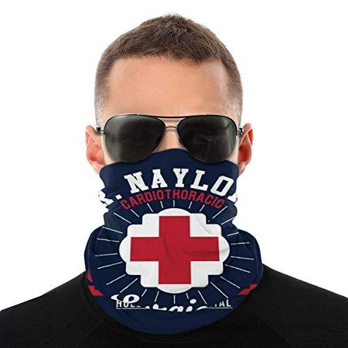 Dr. Naylors Cardiothoracic Scuola chirurgica Holby City Variety, bandana protettiva per il viso Magic Headwear Neck Gaiter, bandana