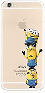 minion iphone 7 plus case