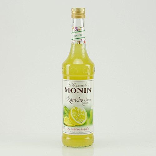 Monin Rantcho Zitrone Citron Sirup 0,7 Liter