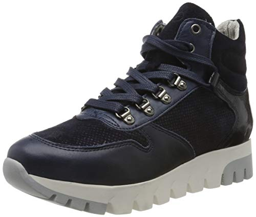 Tamaris Damen 1-1-25252-23 Hohe Sneaker, Blau (Navy 805), 39 EU