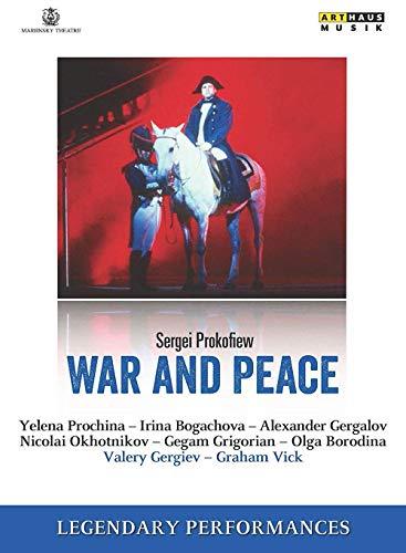 Prokofieff: Krieg und Frieden (Legendary Performances) [2 DVDs]
