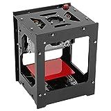Akozon NEJE Gravure Laser 1500mW Mini DIY Graveure Laser Bluetooth USB Machine de Gravure 490x490 Pixel DIY Laser Imprimante