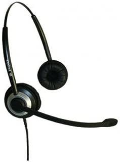 Imtradex BasicLine TB Headset binaural para Cisco - IP Phone SPA 303 Teléfono, con cable con NC, ASP y conector QD