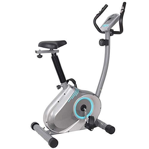 ZCYXQR Bicicletas estáticas Bicicleta de Fitness Vertical Deportes de Interior Entrenamiento de Gimnasio en casa Ejercicio aeróbico Soporte de Carga 110 KG (Deporte de Interior)