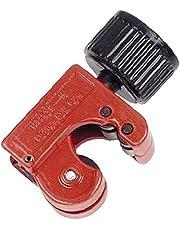 Brüder Mannesmann Werkzeug M41805 Mini Röravskärare, Röd
