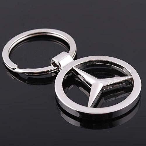 Llavero de coche de Mercedes-Benz Llavero con logotipo de coche