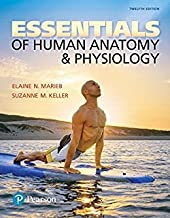 Essentials of Human Anatomy & Physiology (NASTA EDITION)