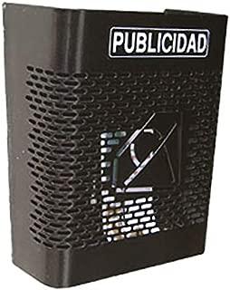 Cesta publicidad clasico blanco rejilla blanco Arregui e-2300